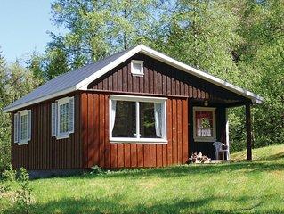 2 Zimmer Unterkunft in Tingvatn