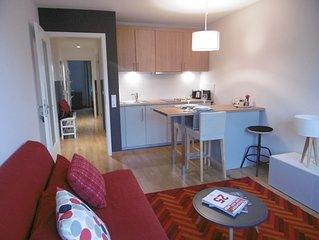 Burghof Boarding Apartment No. 2 - Ihre elegante und gemütliche Wohnung auf Zeit