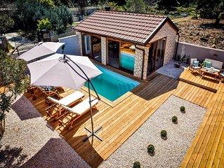 Ferienhaus Biograd na moru für 5 - 7 Personen mit 2 Schlafzimmern - Ferienhaus