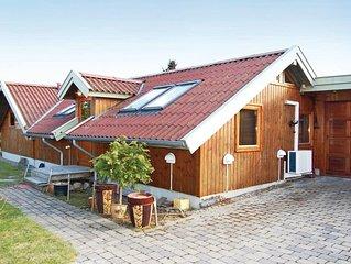 3 Zimmer Unterkunft in Karrebaeksminde