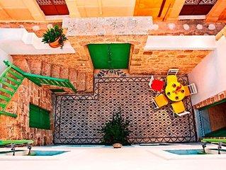 Ferienhaus Rodos für 5 - 7 Personen mit 2 Schlafzimmern - Ferienhaus
