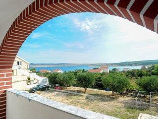 Ferienwohnung NB  SA7(2)  - Novalja, Insel Pag, Kroatien