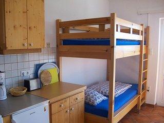 Ferienwohnung Anita - Appartment 1 mit tollerAussicht auf die Inseln Kornati