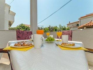 Ferienwohnung Privlaka für 2 - 4 Personen mit 1 Schlafzimmer - Ferienwohnung in