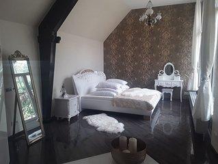 Design Traum-Loft 2 in Denkmalschutz-Villa