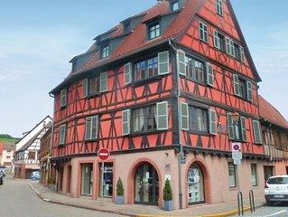 1 Zimmer Unterkunft in Molsheim