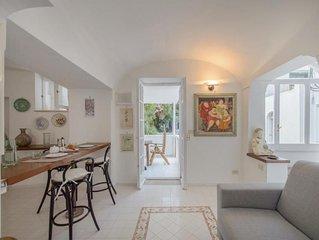 Ferienwohnung Capri fur 2 - 4 Personen mit 1 Schlafzimmer - Ferienwohnung