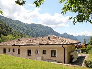 Ferienhaus Villa Lackas (LDI134) in Idro/Lago d'Idro - 5 Personen, 2 Schlafzimme