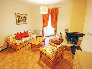 Ferienwohnung Civetta in Pinzolo - 5 Personen, 2 Schlafzimmer
