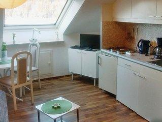 1 Zimmer Unterkunft in Altenau