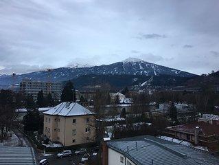 Zentrum Innsbruck Dachgeschosswohnung