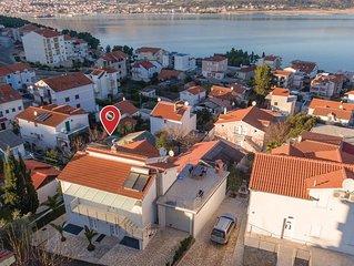 1 Zimmer Unterkunft in Trogir