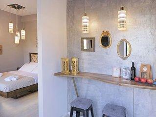 Ferienwohnung Knossos Suite in Heraklion - 2 Personen, 1 Schlafzimmer