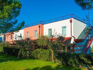 Ferienhaus - 4 Personen*, 25 m2 Wohnflache, 1 Schlafzimmer, Garten, Internetzuga