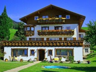 Ferienwohnung/App. fur 5 Gaste mit 66m2 in Ofterschwang (117480)