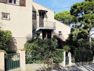 Apartment in Six - Fours - les - Plages, Côte d'Azur - 4 persons, 1 bedroom