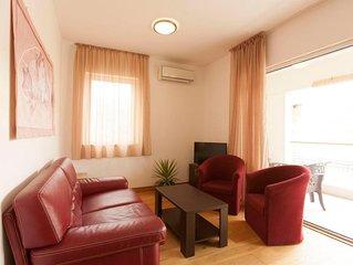 Ferienwohnung Budva fur 4 - 5 Personen mit 2 Schlafzimmern - Penthouse-Ferienwoh
