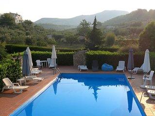 Italienurlaub - ruhig und nahe der Ewigen Stadt