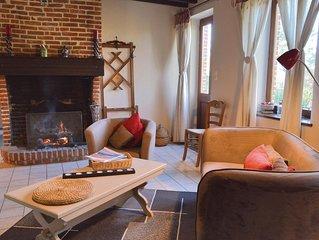 2 Zimmer Unterkunft in Romery
