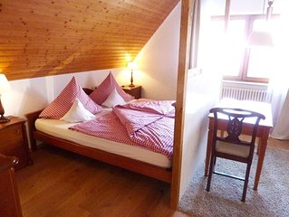 Doppelzimmer ohne Terrasse ohne Balkon mit Frühstück
