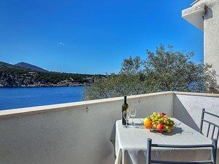 Ferienwohnung Igor  SA1(2+1)  - Bucht Pokrivenik, Insel Hvar, Kroatien