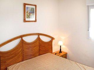Ferienwohnung Anlage mit Pool (VLR112) in Valras Plage - 8 Personen, 2 Schlafzim
