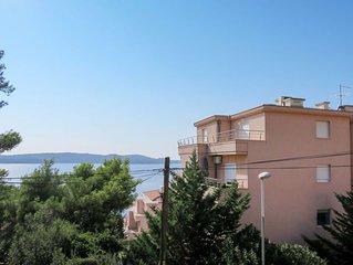 Ferienwohnung Saldun (TGR212) in Trogir - 4 Personen, 2 Schlafzimmer