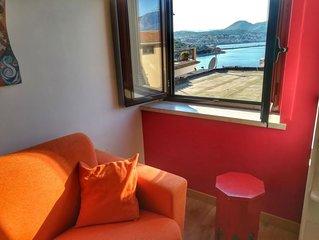 Ferienhaus Bella Vista in Gaeta - 5 Personen, 2 Schlafzimmer