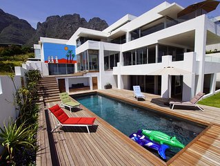 The Baules Camps Bay, Spectacular Luxury Villa