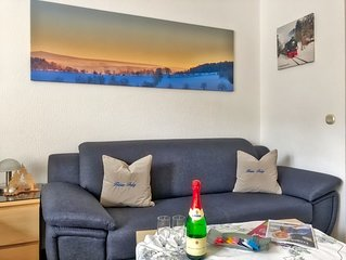Ferienwohnung/App. für 2 Gäste mit 38m² in Geyer (66343)