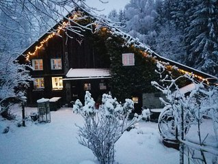 Romantisches Bauernhaus im Dreiländereck D-A-CZ