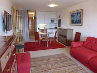 Ferienwohnung Panorama in Villars - 2 Personen, 1 Schlafzimmer