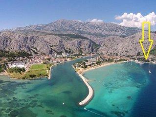 Ferienwohnung Pasko  - Omis, Riviera Omis, Kroatien