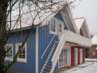 Ferienwohnung/App. für 4 Gäste mit 40m² in Papenburg (60576)
