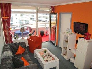 Ferienwohnung/App. für 3 Gäste mit 49m² in Grömitz (60153)