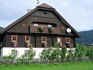 Auszeithof Schwabgut Ferienwohnung Katschberg