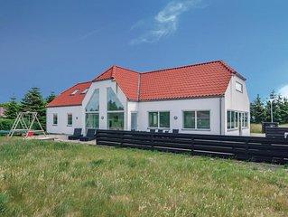6 Zimmer Unterkunft in Blåvand