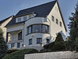 Stilvolle Villa mit einzigartigem Rheinblick im Weltkulturerbe Mittelrhein