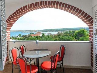 Ferienwohnung NB  A5(4+2)  - Novalja, Insel Pag, Kroatien