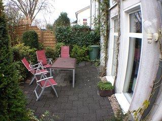 Messe- Gästewohnung Gartenwohnung Moitzfeld 2
