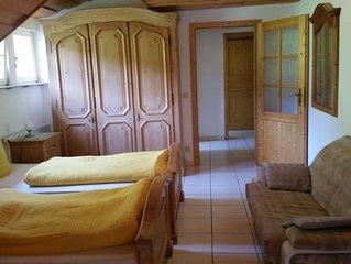 Ehrenmättlehof: Ferienwohnung E11, 60qm, 2 Schlafzimmer, max. 4 Personen