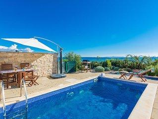 BeachFront Ferienhäuser mit 4 Schlafzimmern und Strandzugang