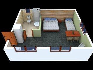 Ferienwohnung ADA in Liptovský Trnovec - 2 Personen, 1 Schlafzimmer