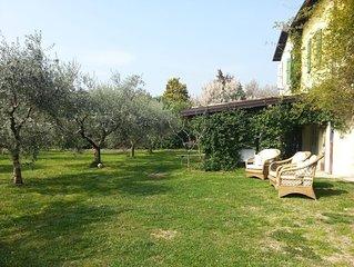 Wunderbare Villa im Naiano Landgut