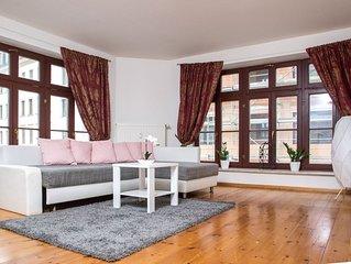 Leipzig Apartment im Herzen der Stadt