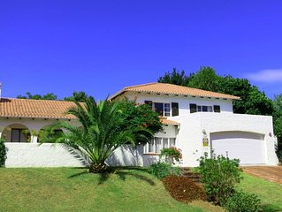 Mediterranes Ferienhaus Villa Agulhas Stellenbosch - mit Pool - Nähe Kapstadt