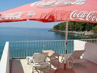 Ferienwohnung Mateo  A3 Mini(3+2)  - Bucht Skozanje (Gdinj), Insel Hvar, Kroatie
