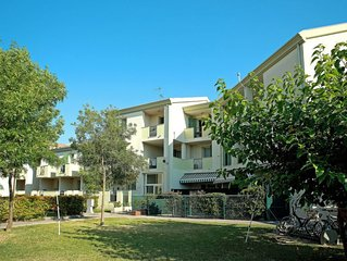 Ferienwohnung Residence Robinia / Pinetine (CAO432) in Caorle - 6 Personen, 2 Sc