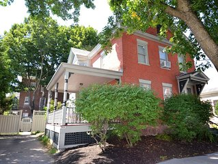 Charming Historic Burlington Home Blocks from Church Street Marketplace