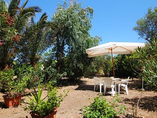 At 20 METERS (REAL!) from the BEACH with DIRECT ACCESS! 10 minutes from Cefalu